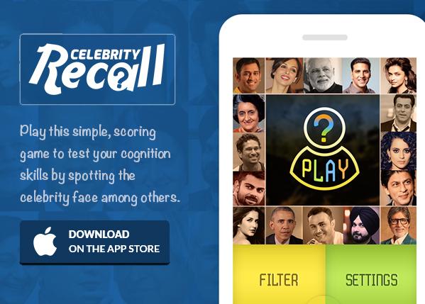 Celebrity-Recall