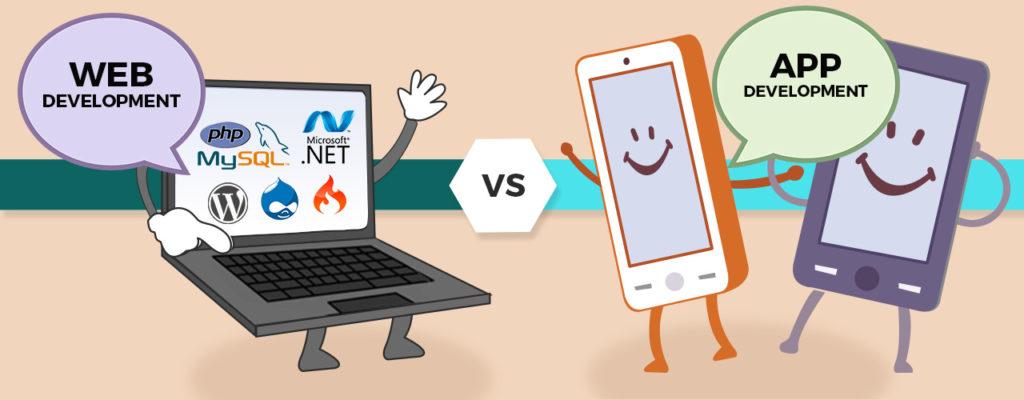Web-development-versus-Mobile-Development